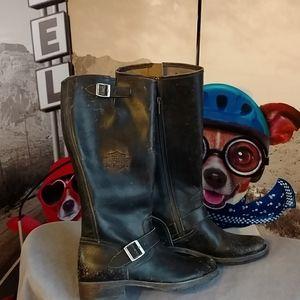 Harley Davidson Boots unique